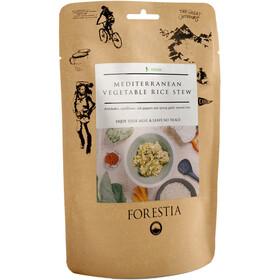 Forestia Outdoor Meal Vegan 350g, Meditteranean Vegetable Rice Stew